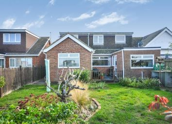 Thumbnail 3 bed bungalow for sale in Merritt Road, Greatstone, New Romney, Kent