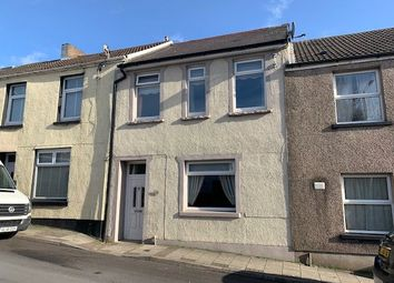 Thumbnail 4 bed terraced house for sale in Gadlys Road, Aberdare, Rhondda Cynon Taff