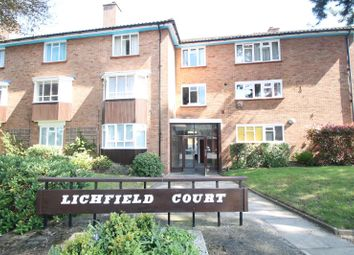Thumbnail 3 bedroom flat to rent in Lichfield Court, Claremont Road, Surbiton