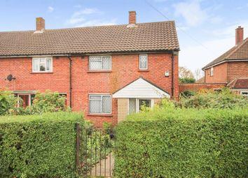 Thumbnail 2 bedroom end terrace house for sale in King Henrys Drive, New Addington, Croydon