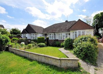 Thumbnail 2 bedroom semi-detached bungalow for sale in Fairfield Road, Wraysbury, Berkshire