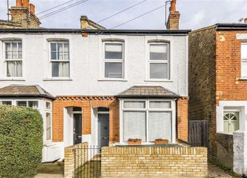 Thumbnail 3 bed terraced house for sale in Stanley Gardens Road, Teddington