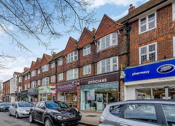 Thumbnail 1 bed flat to rent in Sandown Court, High Street, Esher