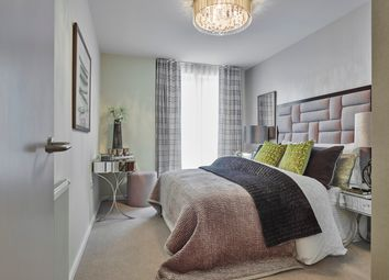 Thumbnail 2 bedroom flat for sale in Lexicon Terrace At East City Point, Charford Road, London