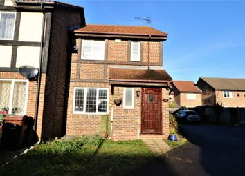 Thumbnail 3 bed end terrace house to rent in Francisco Close, Chafford Hundred, Grays