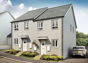 """Thumbnail 2 bed terraced house for sale in """"Richmond"""" at Kimlers Way, St. Martin, Looe"""