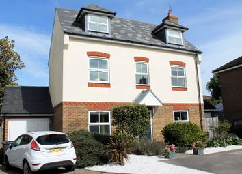 Thumbnail 4 bed detached house for sale in Heronden View, Eastry