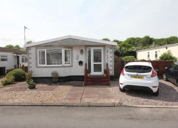 Thumbnail 3 bed mobile/park home for sale in Springfield Park, Wykin Road, Hinckley