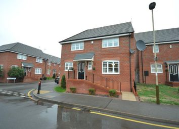Thumbnail 4 bed detached house for sale in Canal Street, Aylestone, Leicester