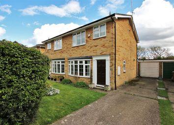 3 bed semi-detached house for sale in Waterloo Crescent, Wokingham, Berkshire RG40