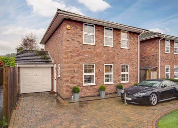 Thumbnail 4 bed detached house for sale in Millside, Bourne End