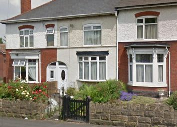 Thumbnail Property to rent in West Park Road, Bearwood, Smethwick