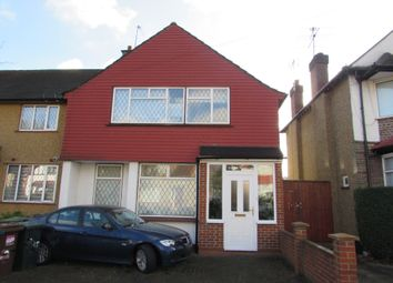 Thumbnail 3 bed semi-detached house to rent in The Meadow Way, Harrow