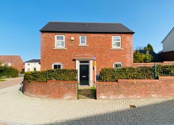 Thumbnail 3 bed detached house for sale in Red Norman Rise, Holmer, Hereford