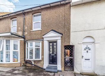 Thumbnail 2 bed terraced house for sale in St. Pauls Street, Sittingbourne, Kent