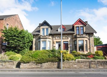 Thumbnail 3 bed semi-detached house for sale in Main Road, Elderslie, Johnstone