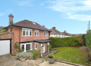 Thumbnail 4 bedroom detached house for sale in Valley Road, Kenley