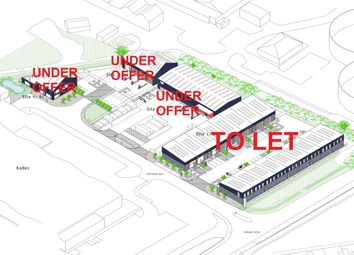 Thumbnail Industrial to let in New Trade Counter / Business Units, Crossens Way, Off Marine Drive