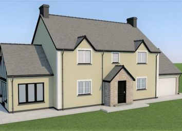 Thumbnail 4 bed semi-detached house for sale in Caerwgan, Aberbanc, Newcastle Emlyn, Ceredigion
