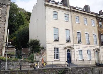 Thumbnail 1 bed flat for sale in Hotwell Road, Bristol, Somerset
