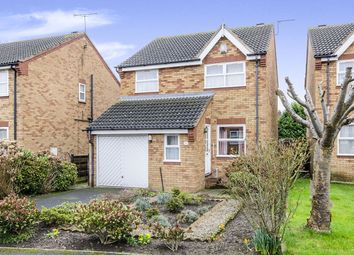 Thumbnail 3 bed detached house for sale in Yew Tree Close, Selby