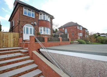 Thumbnail 3 bed detached house for sale in Greenwood Road, Nottingham