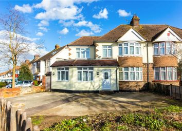 Thumbnail 5 bedroom semi-detached house for sale in Hawthorne Avenue, Rainham, Kent