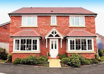 Thumbnail 4 bed detached house for sale in Clos Gracie, Rhyl