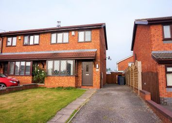 Thumbnail 3 bedroom semi-detached house for sale in Vienna Way, Stoke-On-Trent