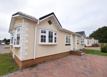 Thumbnail 2 bed mobile/park home for sale in Hawk Hill, Battlesbridge, Wickford