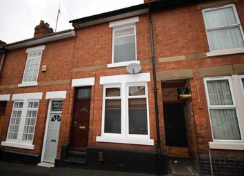 Thumbnail 2 bed terraced house for sale in Sherwin Street, Derby