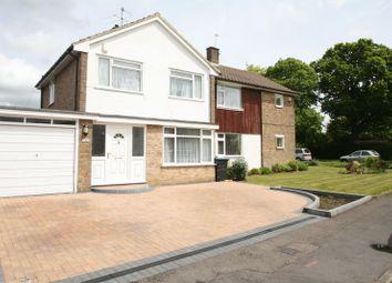 Thumbnail 4 bed semi-detached house to rent in Crossfell Road, Hemel Hempstead