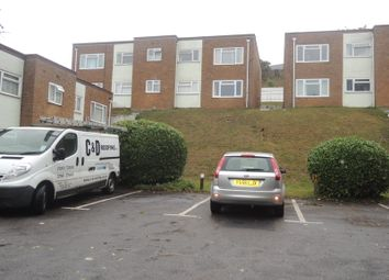 Thumbnail 1 bed flat for sale in Chideock Close, Parkstone