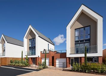 "Thumbnail 4 bed property for sale in ""Siena"" at Jekyll Close, Tadpole Garden Village, Swindon"