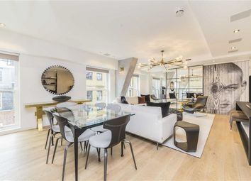 Thumbnail 3 bed flat to rent in Essex Street, London