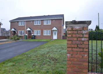 Thumbnail 2 bed semi-detached house to rent in Riverside View, Clayton Le Moors, Accrington