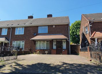 Thumbnail 3 bed terraced house for sale in Stowheath Lane, Wolverhampton, West Midlands