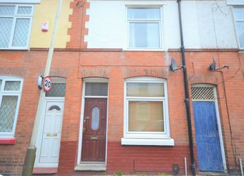 Thumbnail 2 bedroom terraced house for sale in Mountcastle Road, Leicester