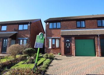 Thumbnail 3 bedroom semi-detached house for sale in Spen Burn, High Spen, Rowlands Gill