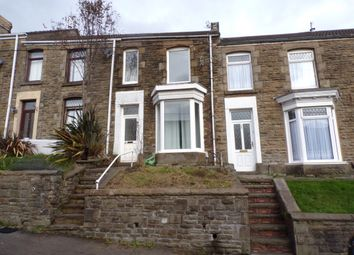 Thumbnail 3 bedroom terraced house to rent in Stepney St, Cwmbwrla Swansea