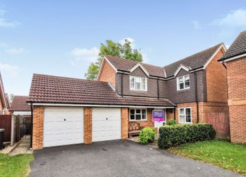 Thumbnail 4 bed detached house for sale in Barley Lane, Billinghay, Lincoln