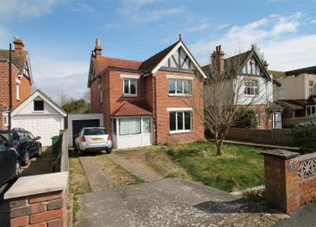 Thumbnail 4 bed detached house to rent in Clinton Crescent, St. Leonards-On-Sea