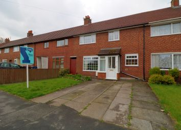 Thumbnail 3 bed terraced house for sale in Bannister Drive, Leyland
