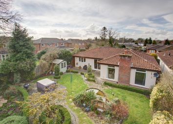 Thumbnail 4 bed detached bungalow for sale in Mayes Close, Bishop's Stortford
