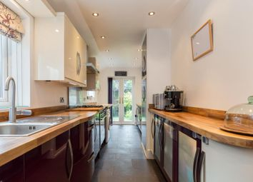 Thumbnail 4 bed town house for sale in Barngate Street, Leek