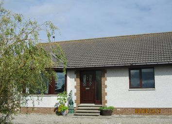 Thumbnail 3 bed detached bungalow for sale in Monks Walk, Fearn, Tain