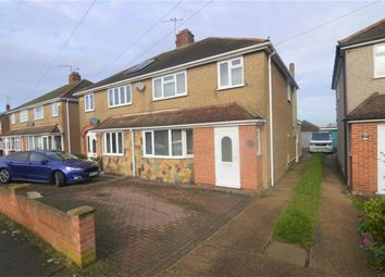 Thumbnail 3 bed semi-detached house for sale in Whitmore Avenue, Grays, Essex