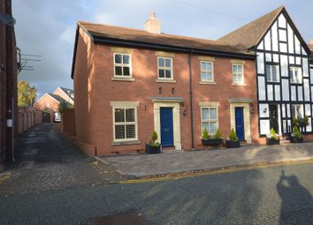 Thumbnail 3 bed end terrace house to rent in Kings Court, Welsh Row, Nantwich