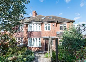 Thumbnail 5 bedroom semi-detached house for sale in Duncombe Hill, London