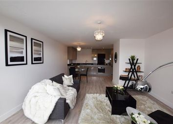 Thumbnail 1 bedroom flat for sale in Leavesden Lodge, Leavesden Road, Watford
